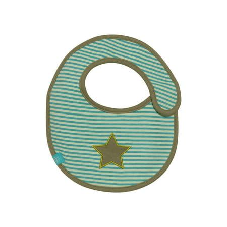 Waterproof Small Bib Starlight Olive 0 6 Mo
