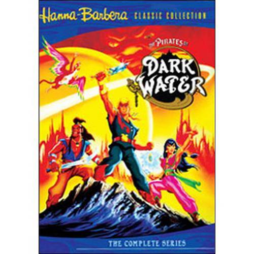 Hanna-Barbera Classic Collection: The Pirates Of Dark Water - The Complete Series (Full Frame)
