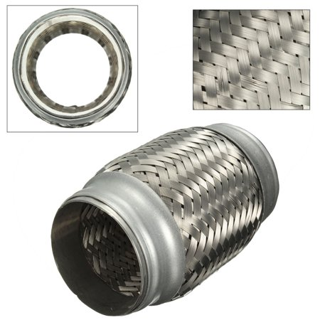 Stainless Steel Flex Connector - Car 2.5