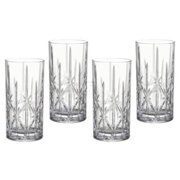 Waterford Crystal Sparkle Highball Glasses, Set of 4