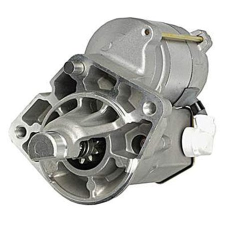 STARTER MOTOR FITS 99 00 01 02 03 04 CHRYSLER TOWN & COUNTRY DODGE CARAVAN 3.3 3.8 Country Plymouth Voyager Vans