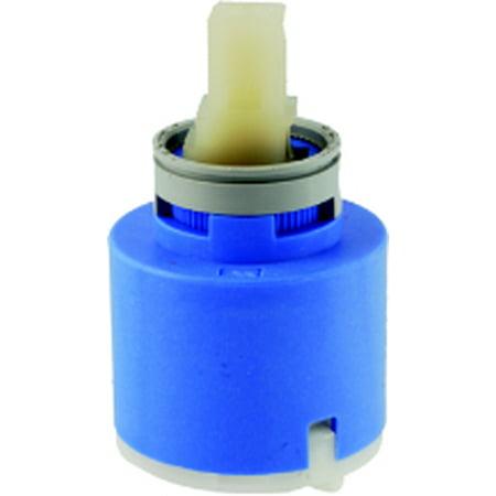 - Gerber Plumbing 92-298 Single Handle Ceramic Disc Cartridge with Limit Stop