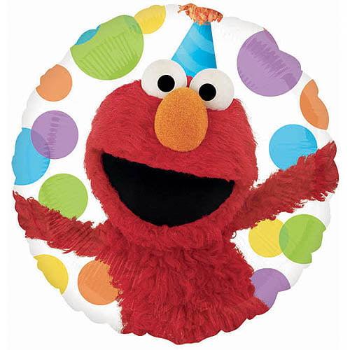 Sesame Street Party Elmo Balloon