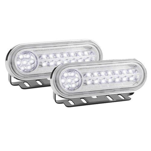 Pro Burners Oblong LED Racing Light Kit