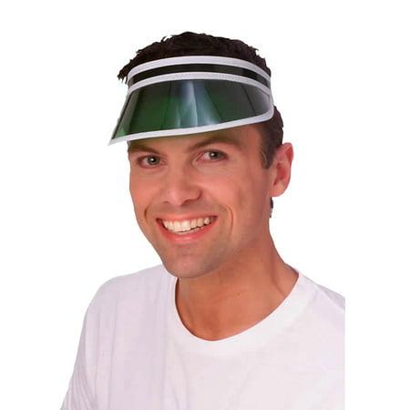 Green Eye Shade Visor Rubies (Eye Visor Shades)
