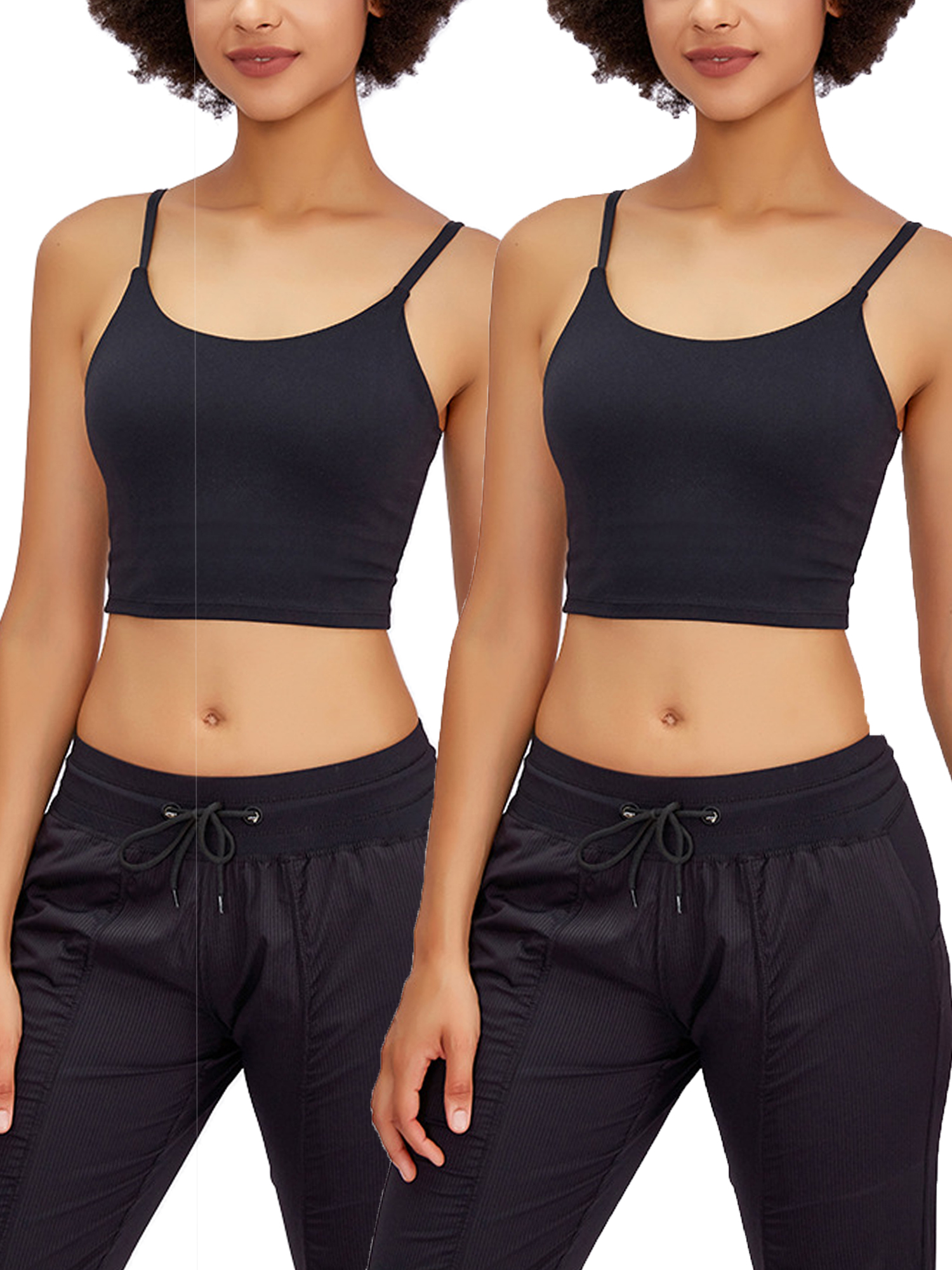 Details about  /Womens Wireless Seamless Sports Bra Yoga Gym Fitness Vest Fitness Support Top