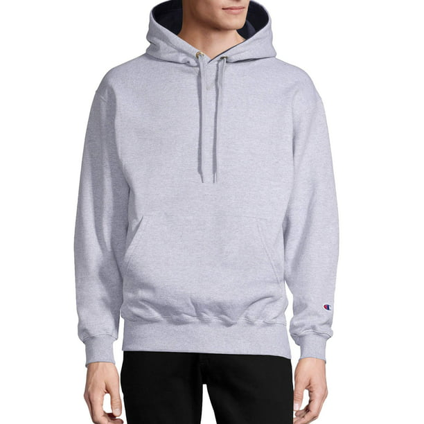 Champion Men's Cotton Max Fleece Pullover Hoodie, up to Size 3XL