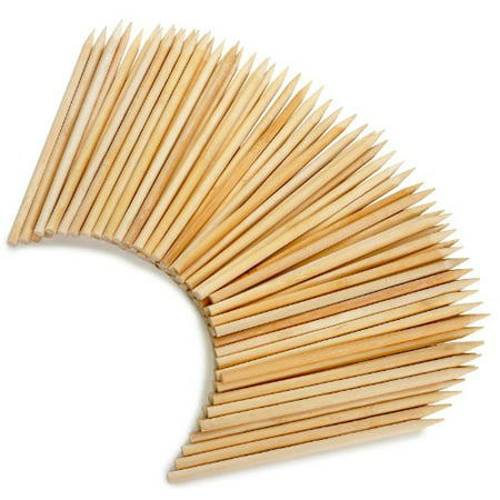 IMUSA USA Wood Skewers, 50 Count
