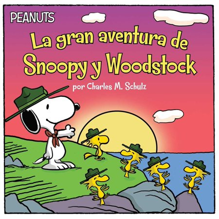 La gran aventura de Snoopy y Woodstock (Snoopy and Woodstock's Great Adventure) - eBook ()