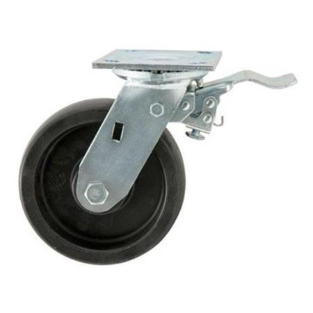 Titan Casters Tool Box Caster With Brake 5