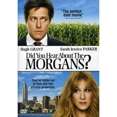Did You Hear About the Morgans? (DVD) - You Did