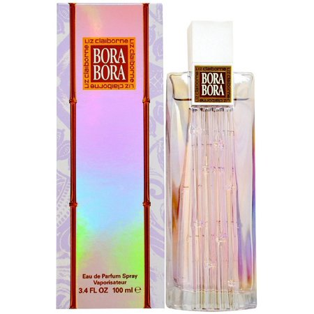 2 Pack - Bora Bora by Liz Claiborne Eau De Parfum Spray for Women 3.4 oz