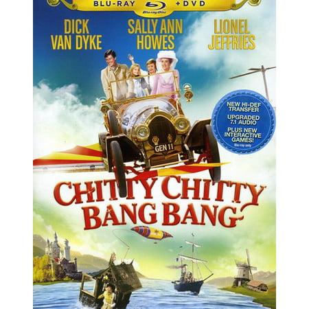 Chitty Chitty Bang Bang (Blu-ray + DVD)