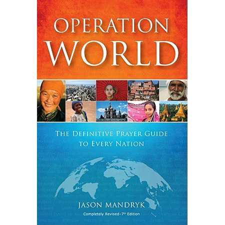 Operation World : The Definitive Prayer Guide to Every Nation - The Irish Prayer