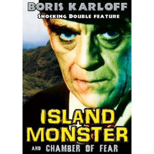 Island Monster / Chamber Of Fear (1968) (Widescreen)