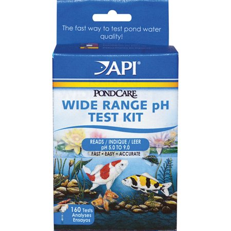 Pondcare 160 Wide Range PH Test Kit (Pondcare Phos)