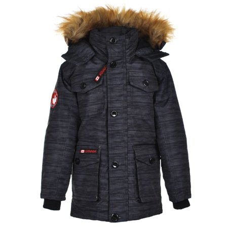 Canada Weather Gear Boys' Insulated Jacket