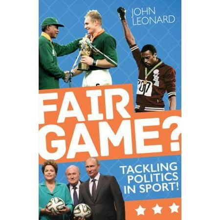 Fair Game?: Tackling Politics in Sport