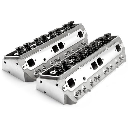 Speedmaster PCE281.2001 Small Block Chevy 350 Aluminum Cylinder Heads 190cc / 64