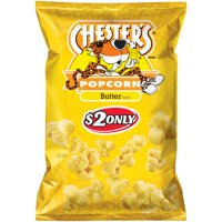 Chester's® Butter Popcorn 4.5 oz. Bag