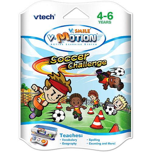 VTech V.Smile Motion Smartridge, Soccer