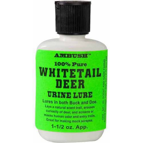 Moccasin Joe Whitetail Deer Urine Lure