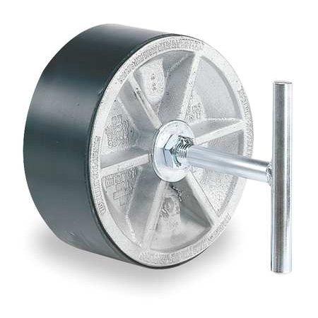 Pipe Plug,Mechanical,12 In,Aluminum CHERNE INDUSTRIES 272922