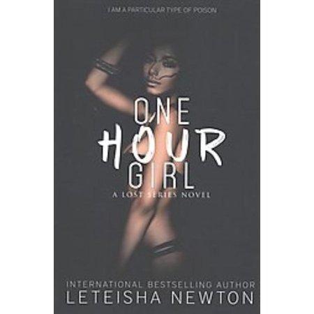 One Hour Girl, Leteisha Newton Paperback - image 1 de 1