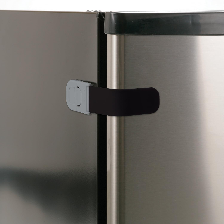 Safety 1ˢᵗ Multi Purpose Appliance Lock (2pk), Black