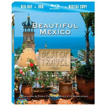 Best of Travel: Beautiful Mexico (Blu-ray + DVD + Digital