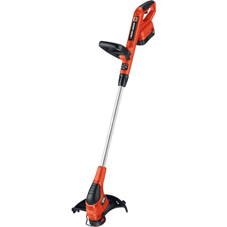 BLACK+DECKER 18V Trimmer and Sweeper Combo Kit, NCC218