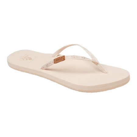 Reef Rubber Sole Sandals - Women's Reef Slim Ginger Sandal