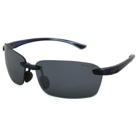 d1eda0d3273 SMITH - Smith Sunglasses Trailblazer S   Frame  Midnight Blue Lens ...