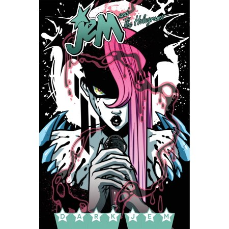 Jem and the Holograms, Vol. 3: Dark - Jem And The Holograms Costume