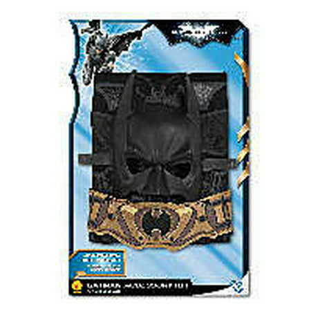 Adult Batman Set Costume - Batman Dark Knight (Kids Batman Dark Knight Costume)