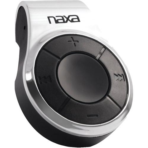 NAXA NM107SL 4GB MP3 Player (Silver)