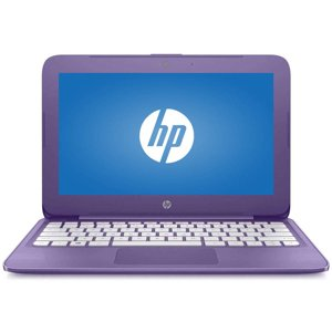 "Refurbished HP Stream 11.6"" Laptop, Windows 10 Home, Intel Celeron N3060 Processor, 4GB RAM, 32GB eMMC Storage"