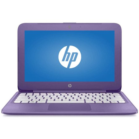 Refurbished Hp Stream 11 6  Laptop  Windows 10 Home  Intel Celeron N3060 Processor  4Gb Ram  32Gb Emmc Storage