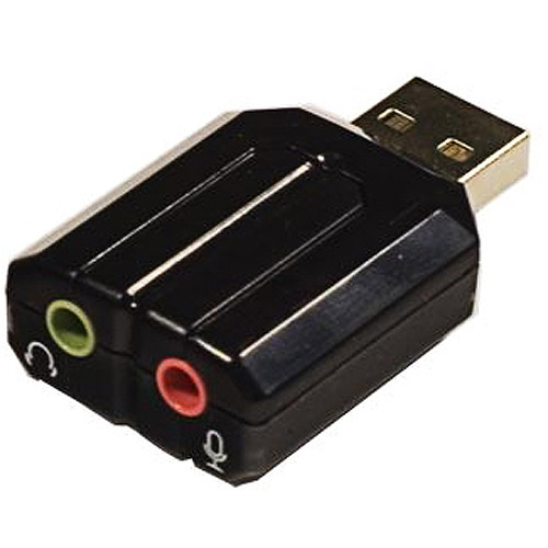 Syba USB 2.0 Stereo Sound Adapter