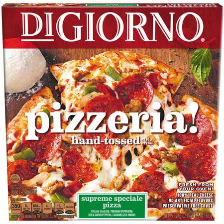 Digiorno Pizzeria Supreme Speciale Pizza 213 Oz Box Walmart