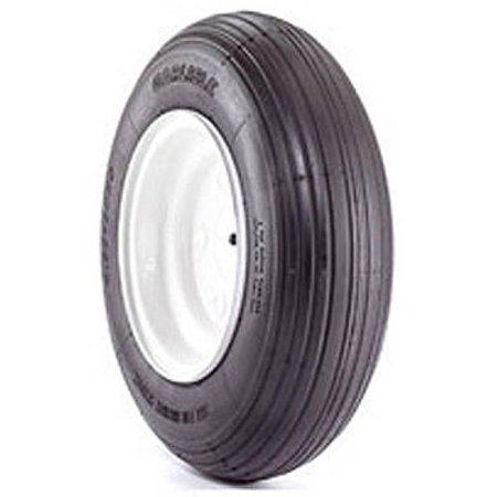 Carlisle Wheelbarrow Wheelbarrow Tire - 4.80-8 -
