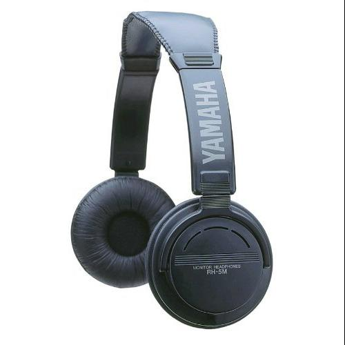 Yamaha RH5MA Pro. Monitor Headphones For Extraordinarily Accurate Sound Reproduction