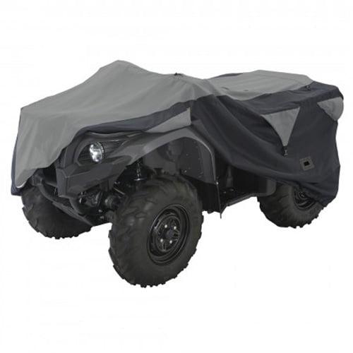 Classic Accessories ATV Deluxe Storage Cover, XX-Large, Black