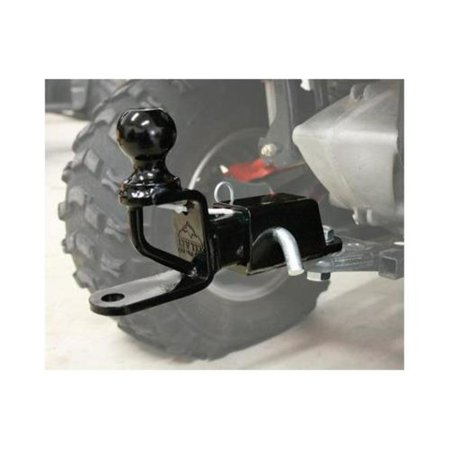 ATV-Tek TRH1 Receiver and Trio Hitch with 2in. Ball