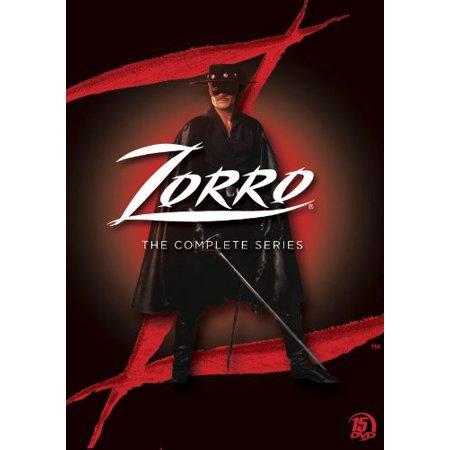 Zorro - Zorro: Complete 1990's Series [DVD] (Family Halloween Movies 1990's)