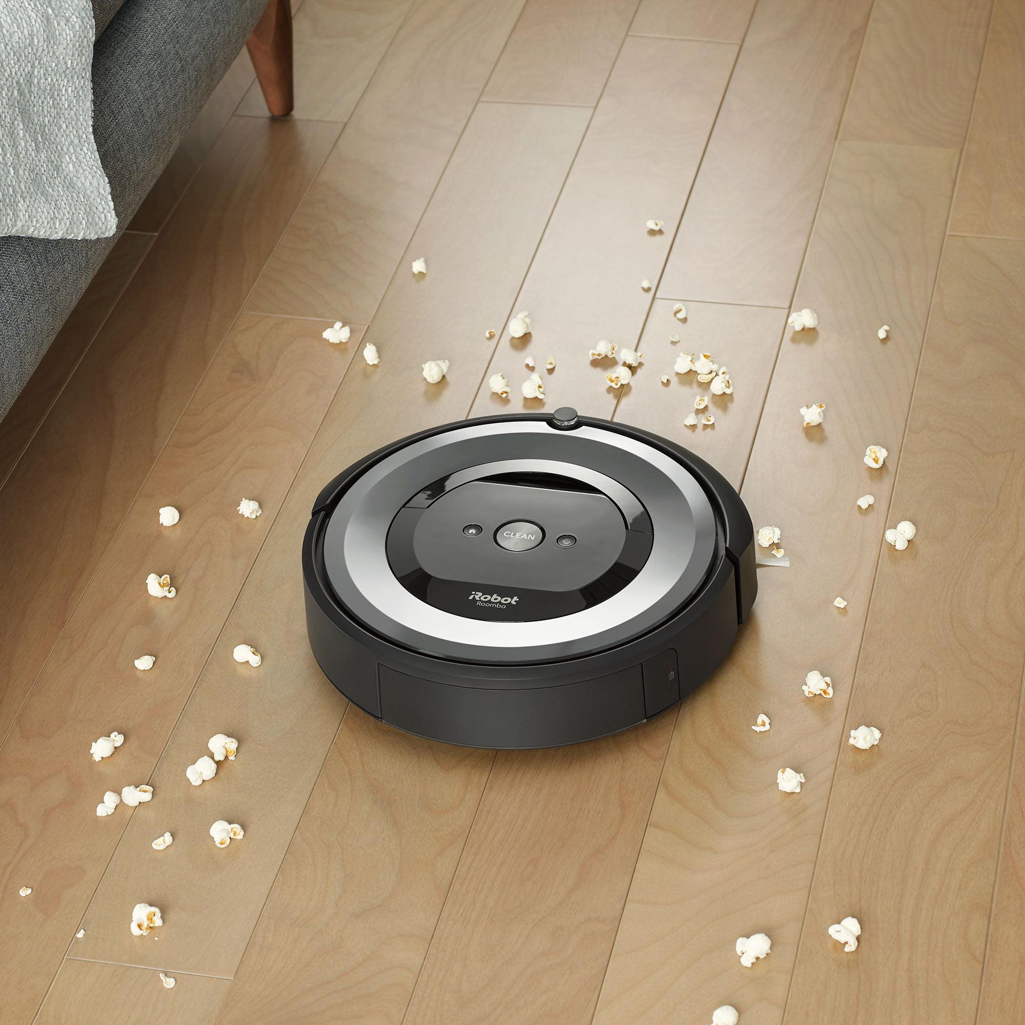 iRobot Roomba e6 Wi-Fi Connected Robot Vacuum - Walmart com