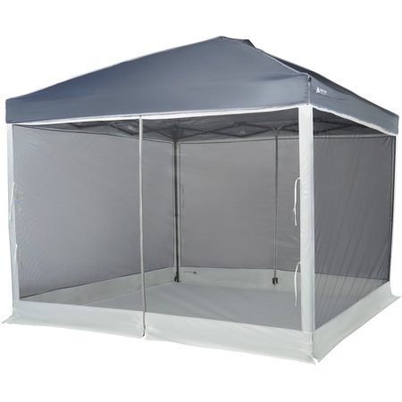 Ozark Trail Screenwall For 10 X 10 Canopy Walmart Com