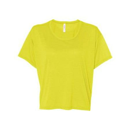 Bella + Canvas. Neon Yellow. S. 8881. 00884913223189 - image 2 de 2