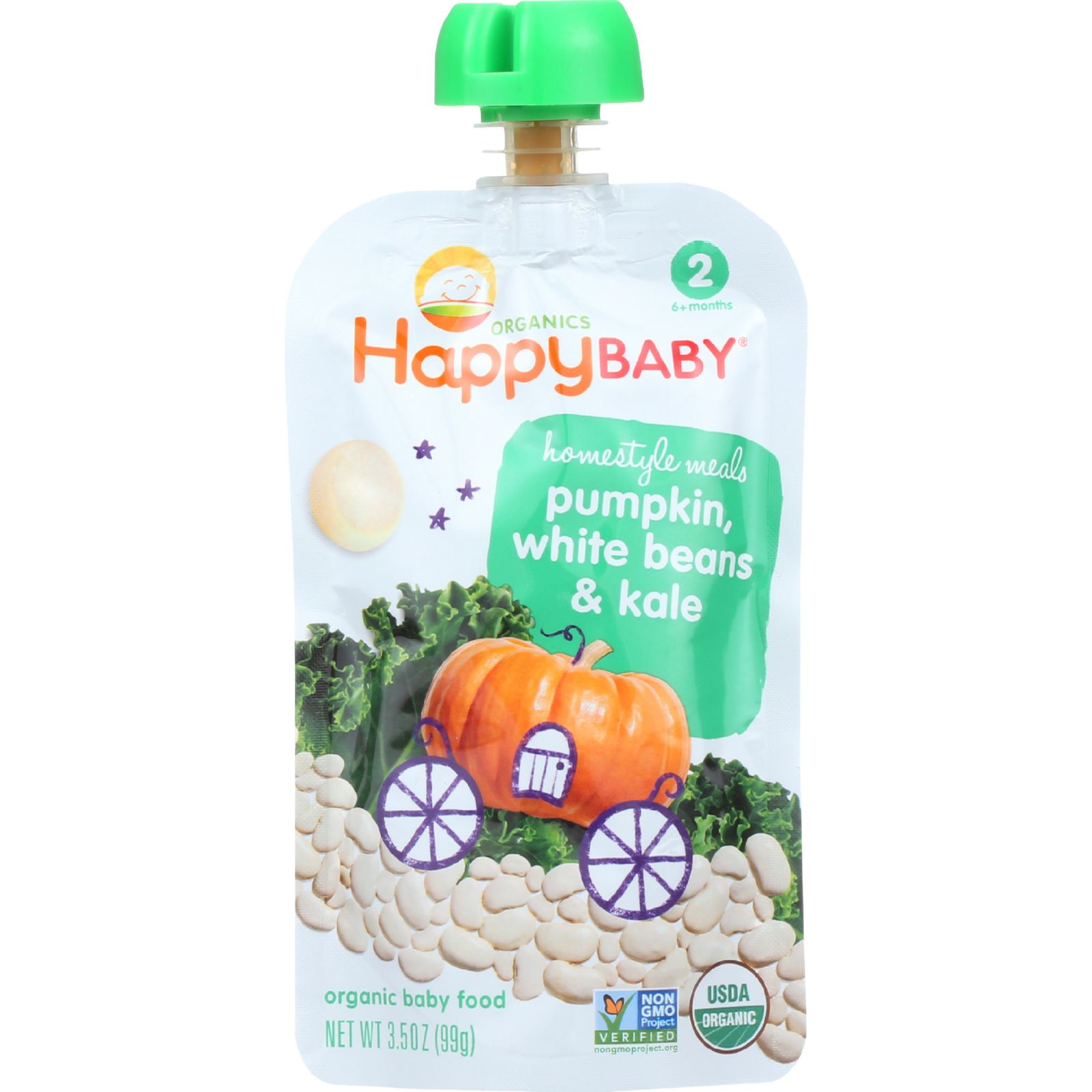 Happy Baby Baby Food - Organic - Homestyle Meals - Stage ...