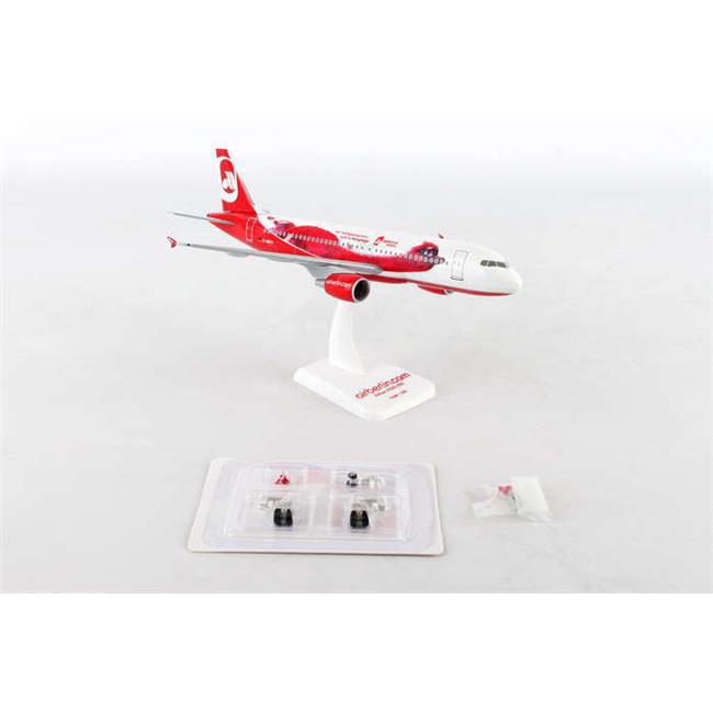 Hogan Wings 1-200 Commercial Models HGAB09 Air Berlin A320 1-200 Milo with Gear